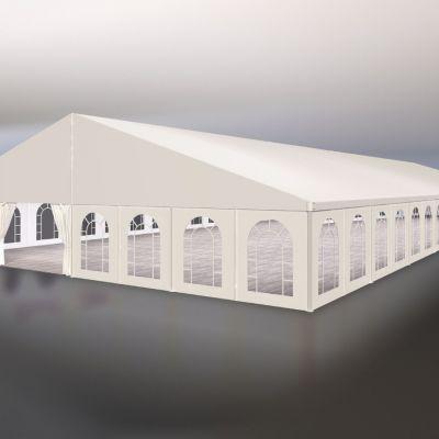 Двускатный шатер ширина 20 м